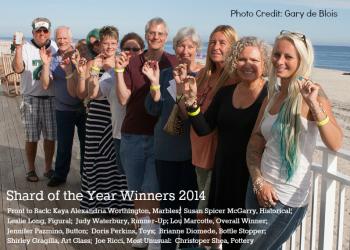 2014 Shard of the Year Winners. Photo Credit Gary de Blois