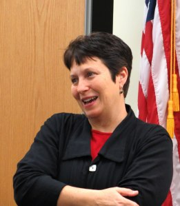 Patricia Samford, Director, MAC Lab