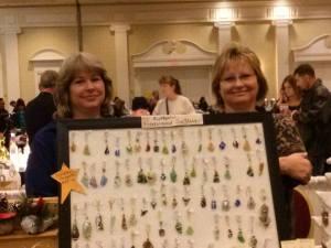 Cheryl and Sue of SeaGals Gallery of Delaware