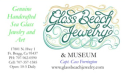 GLASS BEACH JEWELRY