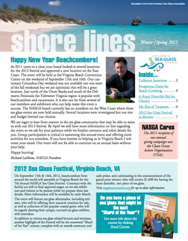 SHORELINES E-NEWSLETTER