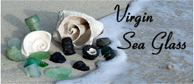 VIRGIN SEA GLASS
