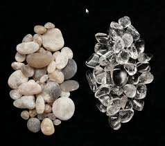 Gravel and Cape May diamonds