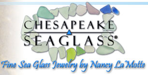 chesapeake sea glass logo